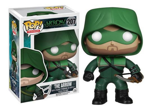 Funko DC POP! Heroes The Arrow Vinyl Figure #207