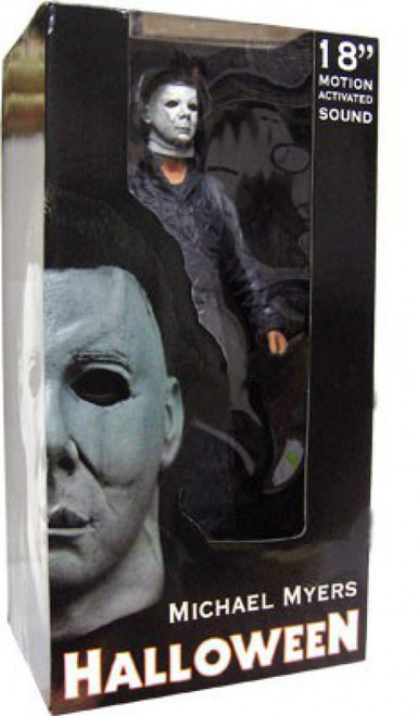 NECA Halloween Reel Toys Michael Myers Action Figure