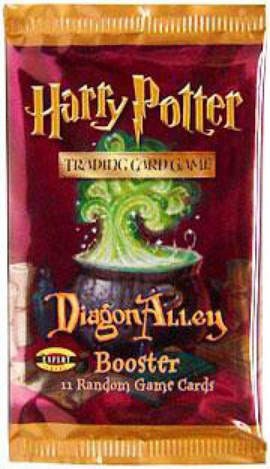 Harry Potter Trading Card Game Diagon Alley Booster Pack [11 Cards]