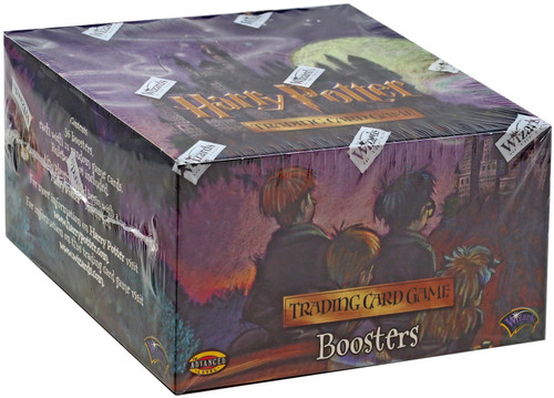 Harry Potter Trading Card Game Base Set Booster Box [36 Packs]
