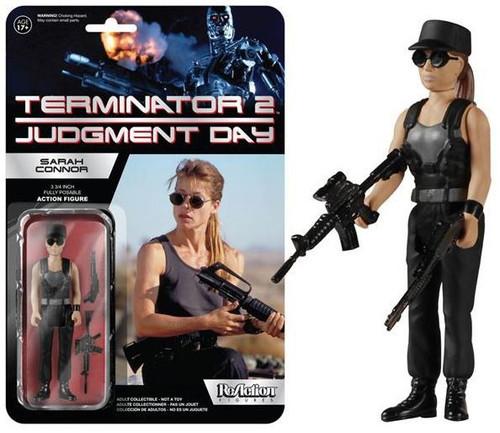 Funko Terminator 2 Judgment Day ReAction Sarah Connor Action Figure [Terminator 2]