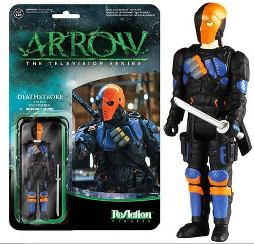 Funko Arrow ReAction Deathstroke Action Figure