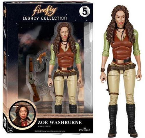 Funko Firefly Legacy Collection Zoe Washburne Action Figure #5