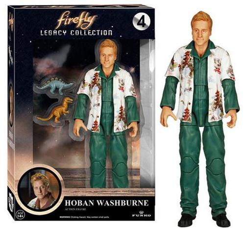 Funko Firefly Legacy Collection Hoban Washburne Action Figure #4