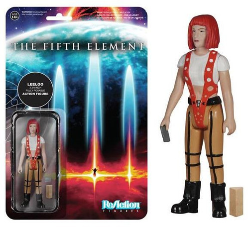 Funko The Fifth Element ReAction Leeloo Action Figure