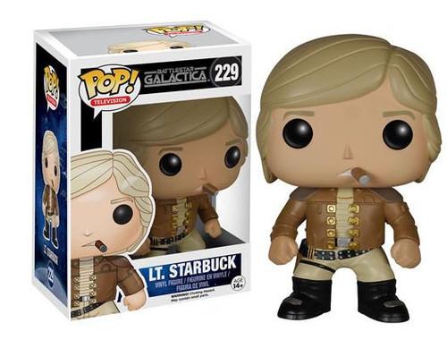 Funko Battlestar Galactica POP! TV Lt. Starbuck Vinyl Figure #229