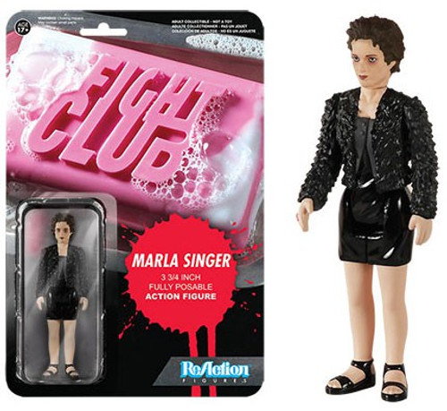 Funko Fight Club ReAction Marla Singer Action Figure