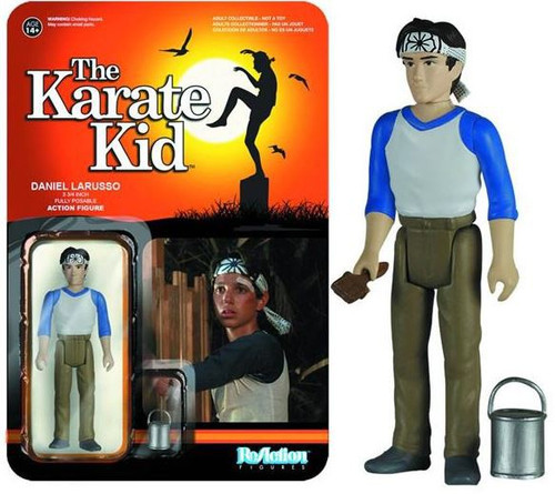 Funko The Karate Kid ReAction Daniel Larusso Action Figure
