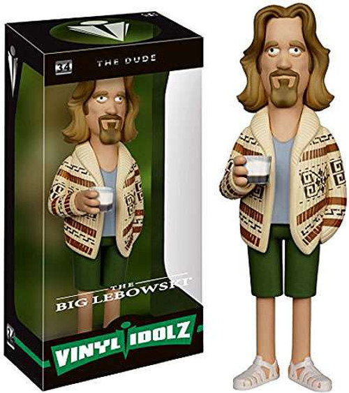 Funko The Big Lebowski Vinyl Idolz The Dude 8-Inch Vinyl Figure