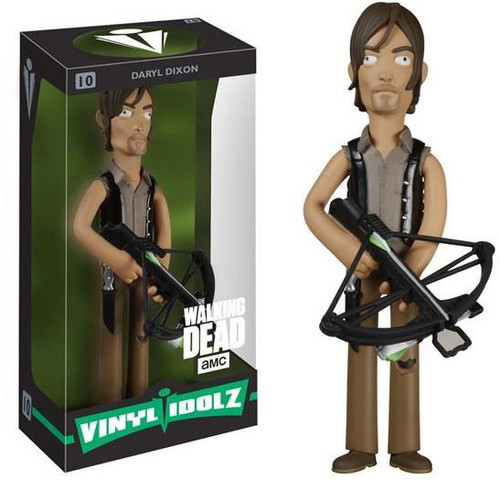 Funko The Walking Dead Vinyl Idolz Daryl Dixon 8-Inch Vinyl Figure #10