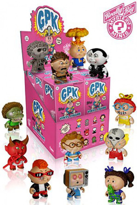 Funko Garbage Pail Kids Really Big Mystery Minis GPK Series 1 Mystery Box [12 Packs]
