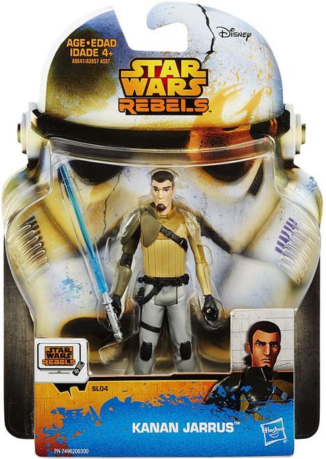 Star Wars Rebels 2015 Saga Legends Kanan Jarrus Action Figure SL04