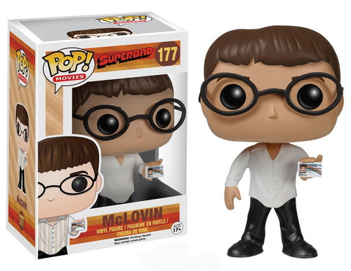 Funko Superbad POP! Movies McLovin Vinyl Figure #177