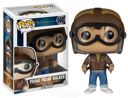 Funko Tomorrowland POP! Disney Young Frank Walker Vinyl Figure #140
