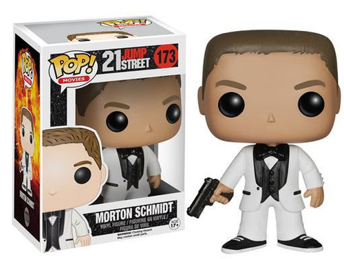 Funko 21 Jump Street POP! Movies Morton Schmidt Vinyl Figure #173