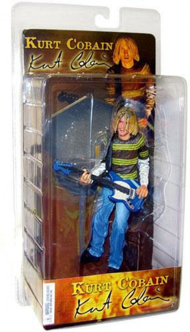 NECA Nirvana Kurt Cobain Action Figure
