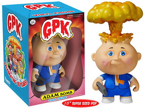 Funko Garbage Pail Kids Adam Bomb 6-Inch Vinyl Figure [Super-Sized]