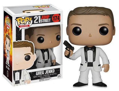 Funko 21 Jump Street POP! Movies Greg Jenko Vinyl Figure #174