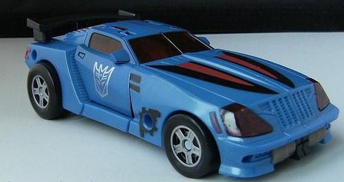 Transformers Botcon Exclusives Slice Exclusive Action Figure