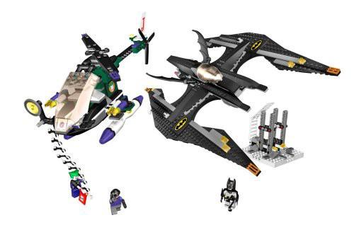 LEGO Batman The Batwing: The Joker's Aerial Assault Set #7782