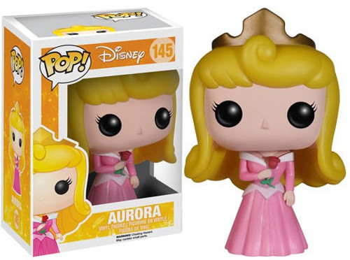 Funko Sleeping Beauty POP! Disney Aurora Vinyl Figure #145 [Animated Film Version]