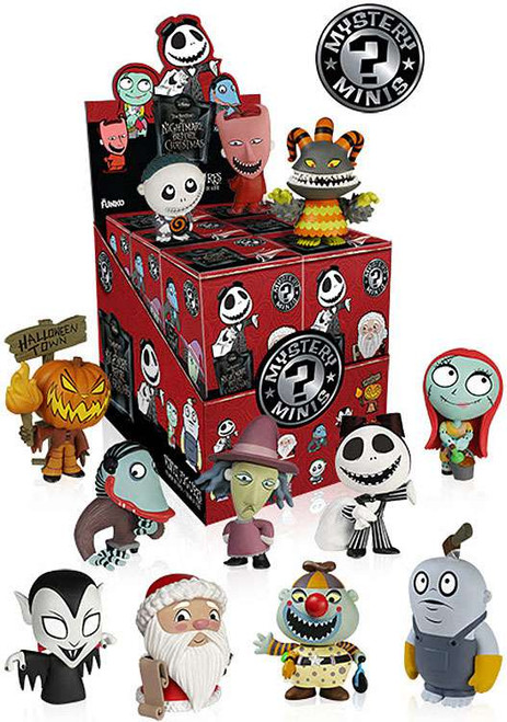 Funko Nightmare Before Christmas Mystery Minis NBX Series 2 Mystery Box [12 Packs]