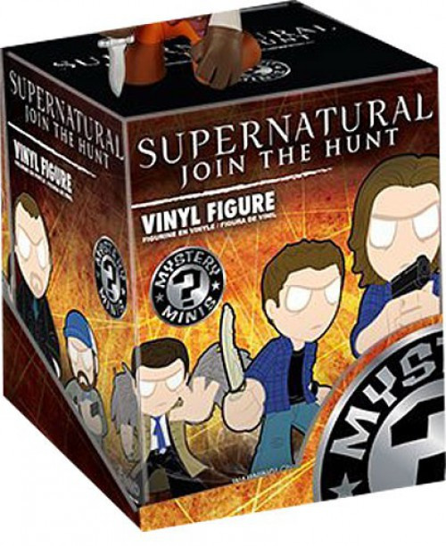 Funko Mystery Minis Supernatural Mystery Pack