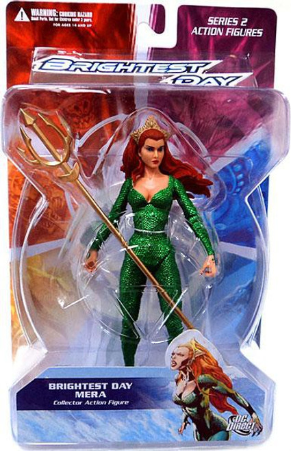 DC Green Lantern Brightest Day Series 2 Brightest Day Mera Action Figure
