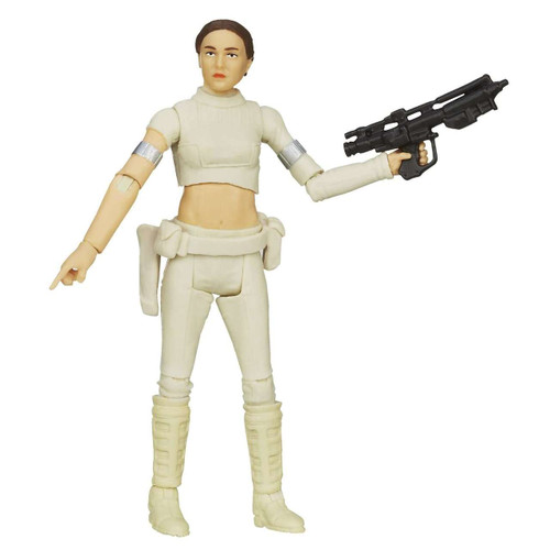 Star Wars Attack of the Clones Black Series Wave 1 Padme Amidala Action Figure #01 [Loose]