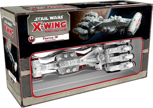 Star Wars X-Wing Miniatures Game Tantive IV Expansion Pack