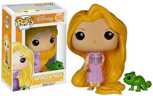Funko Tangled POP! Disney Rapunzel & Pascal Vinyl Figure #147