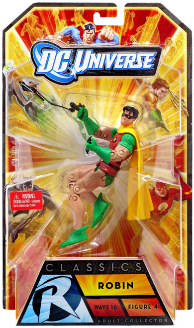 DC Universe Batman Classics Wave 16 Robin Action Figure #4 [Jason Todd]