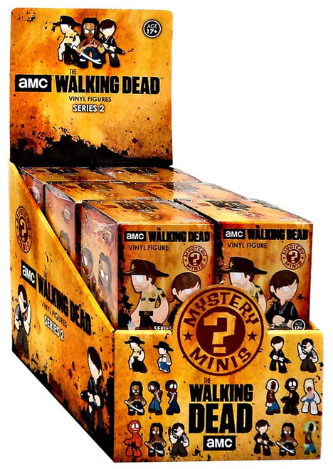 Funko The Walking Dead Mystery Minis Walking Dead Series 2 Mystery Box [12 Packs]