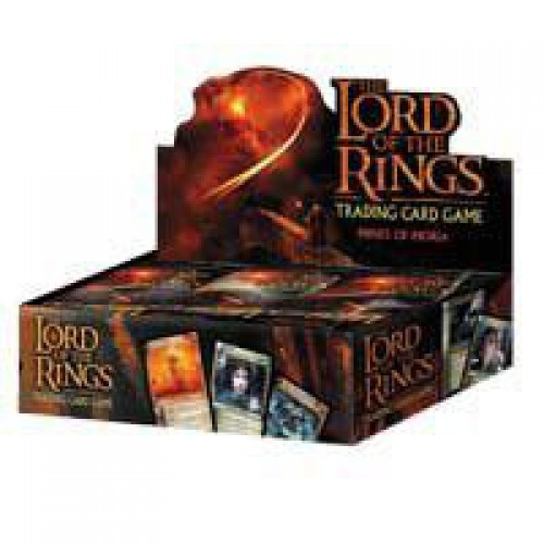 The Lord of the Rings Trading Card Game Mines of Moria Booster Box [36 Packs]