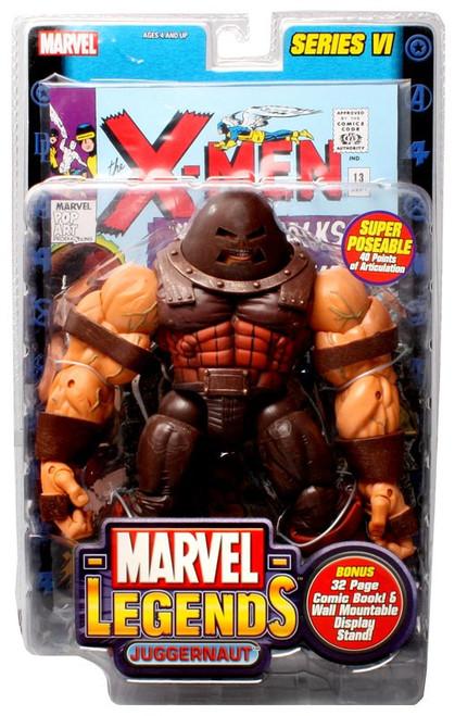 Marvel Legends Series 6 Juggernaut Action Figure