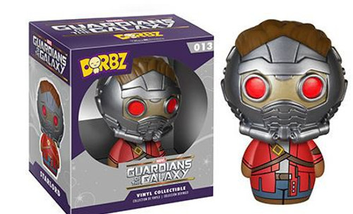 Funko Marvel Guardians of the Galaxy Dorbz Star Lord Vinyl Figure #013