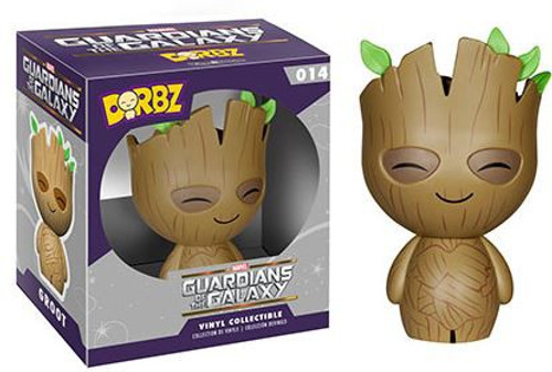 Funko Marvel Guardians of the Galaxy Dorbz Groot Vinyl Figure #014