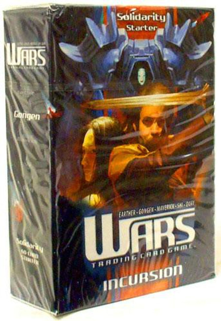 Wars Trading Card Game Incursion Solidarity Starter Deck