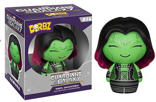 Funko Marvel Guardians of the Galaxy Dorbz Gamora Vinyl Figure #016