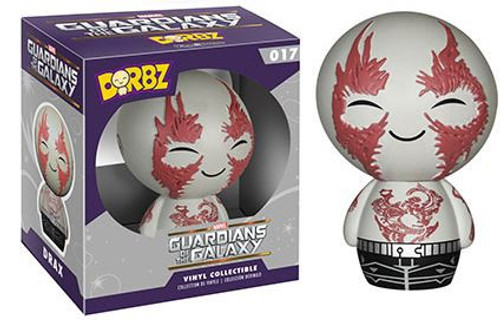 Funko Marvel Guardians of the Galaxy Dorbz Drax Vinyl Figure #017
