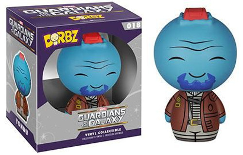 Funko Marvel Guardians of the Galaxy Dorbz Yondu Vinyl Figure #018