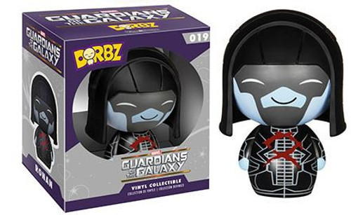 Funko Marvel Guardians of the Galaxy Dorbz Ronan Vinyl Figure #019