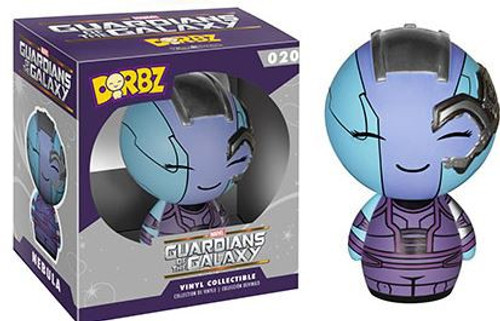 Funko Marvel Guardians of the Galaxy Dorbz Nebula Vinyl Figure #020