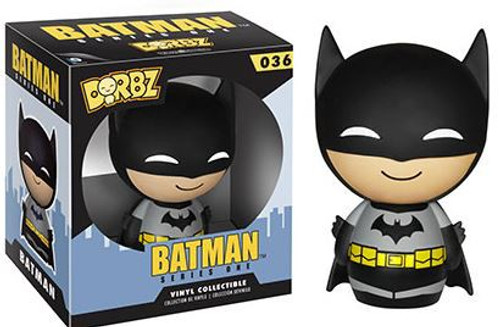 Funko Dorbz Batman Vinyl Figure #36 [Black Suit]