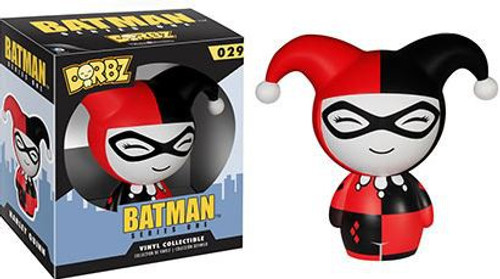 Funko Batman Dorbz Harley Quinn Vinyl Figure #29
