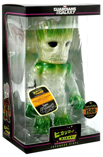 Funko Marvel Guardians of the Galaxy Hikari Japanese Vinyl Groot Exclusive 7-Inch Vinyl Figure [Regeneration]