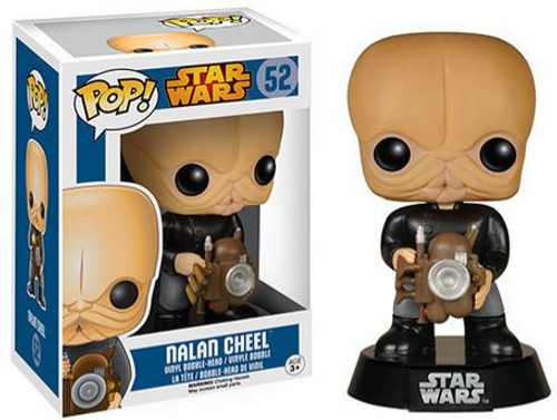 Funko POP! Star Wars Nalan Cheel Vinyl Bobble Head #52