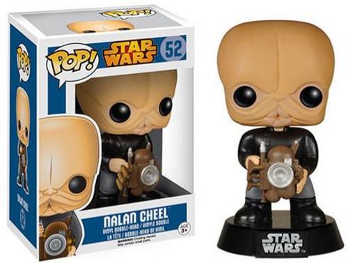 Funko POP! Star Wars Nalan Cheel Vinyl Bobble Head #52