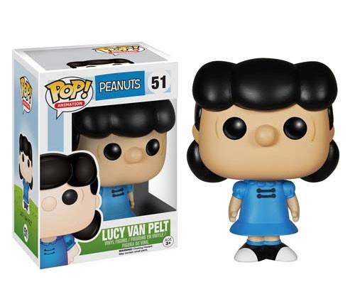 Funko Peanuts POP! TV Lucy van Pelt Vinyl Figure #51