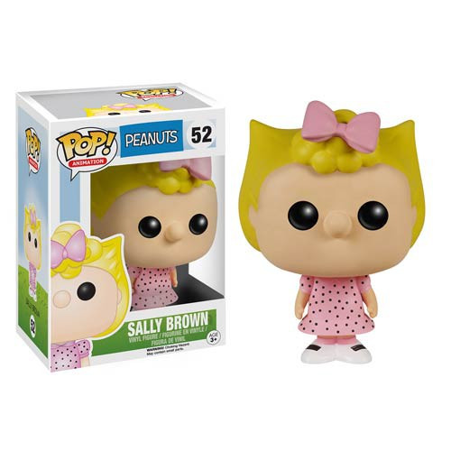 Funko Peanuts POP! TV Sally Brown Vinyl Figure #52